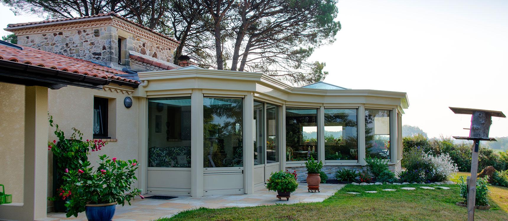 Menuiserie Hourcade - Notre gamme de vérandas toitures ...